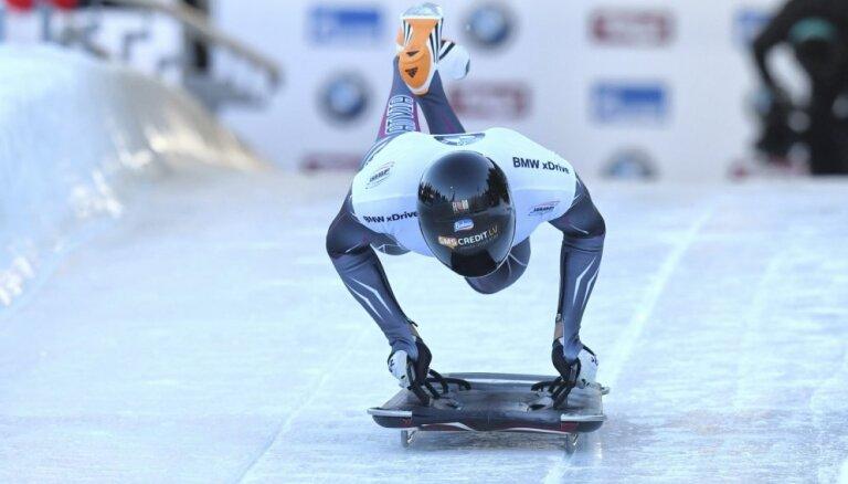 Koronavīruss Ķīnā: Latvijas renes braucējiem neziņa par došanos uz Pekinas olimpisko trasi