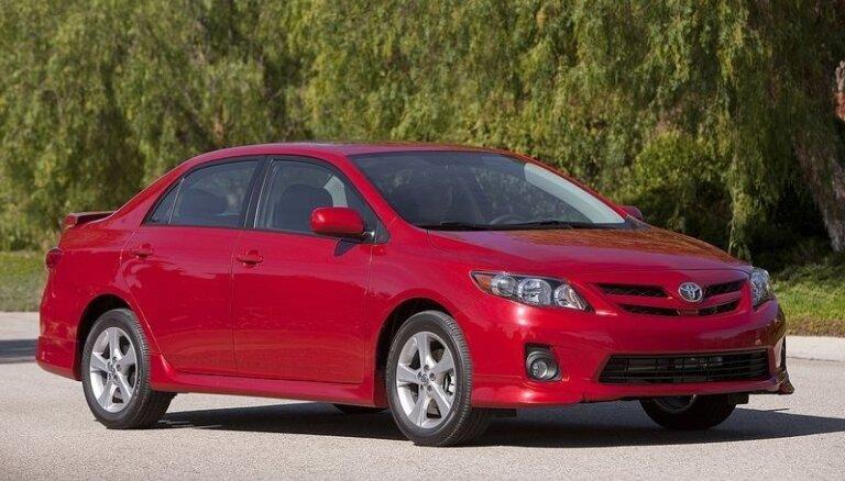 Топ-10 самых продаваемых автомобилей мира