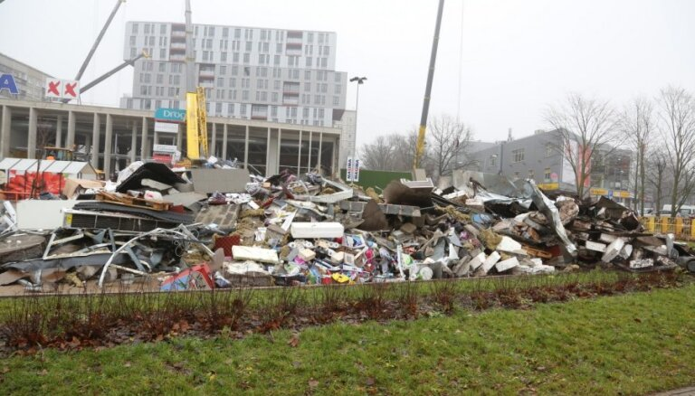 Ergo: обрушение супермаркета Maxima - не страховой случай