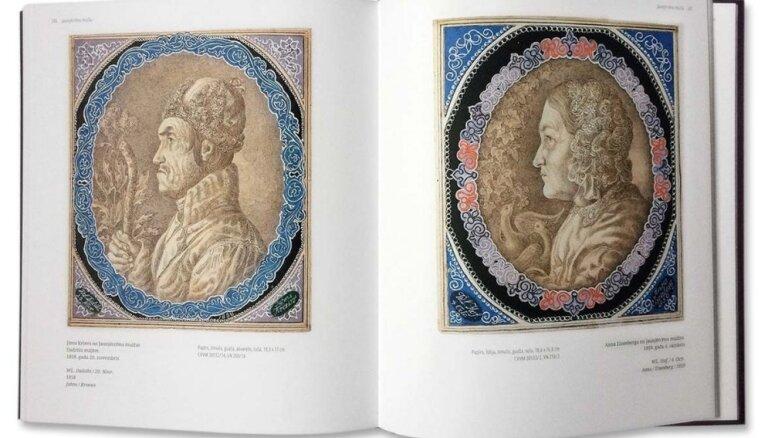 Izdota vēsturnieces Anitas Meinartes grāmata 'Antons Georgs Bose. Zīmējumi'