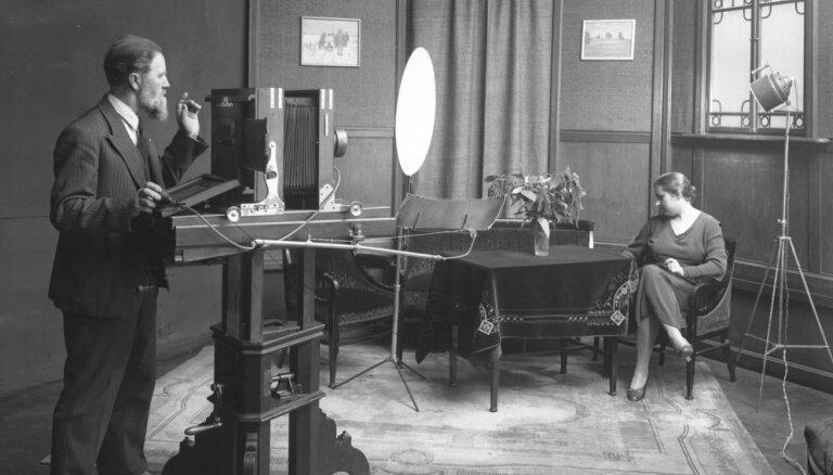 Notiks lekcija par Vili Rīdzenieku ar muzeja krājuma unikālu fotoliecību iepazīšanu