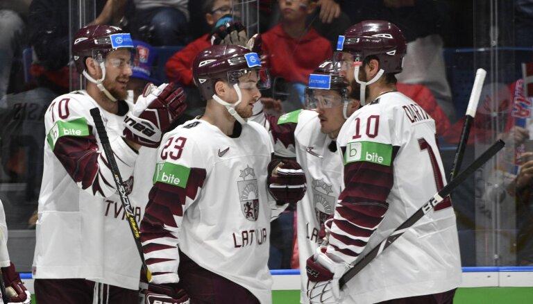 Pasaules čempionāts hokejā nākamgad notiks no 21. maija līdz 6. jūnijam