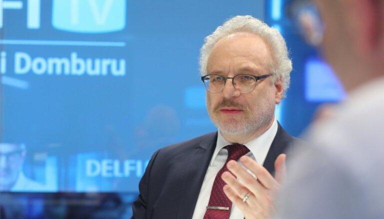 Latvijas problēma ir solidaritātes trūkums, uzskata Levits
