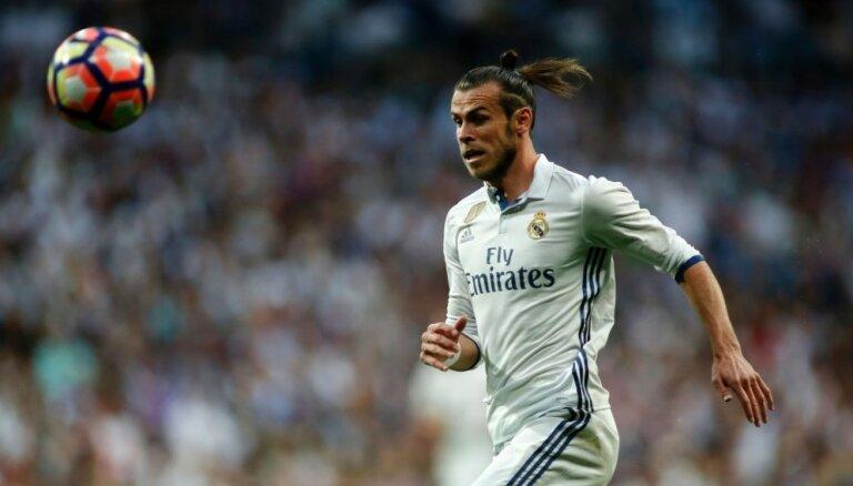 Madrides 'Real' gatava pārdot Beilu un vēl piecus futbolistus
