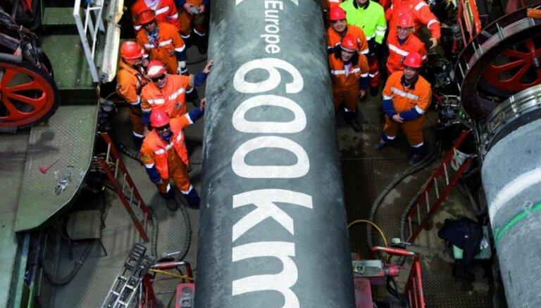 Nord Stream может проложить новые газопроводы через Балтийское море