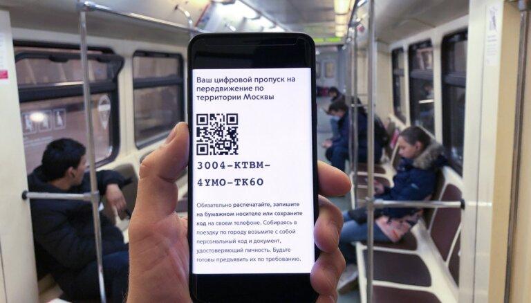 Собянин объявил об отмене режима самоизоляции и пропусков в Москве