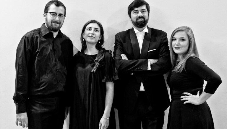 'Lielajā dzintarā' valsts svētkus svinēs ar latviešu komponistu lielkoncertu