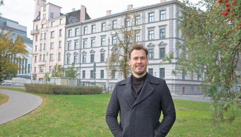 Tirgus Rīgā tikko kļuvis par normālu. Saruna ar nekustamā īpašuma uzņēmēju Edgaru Ivanovu