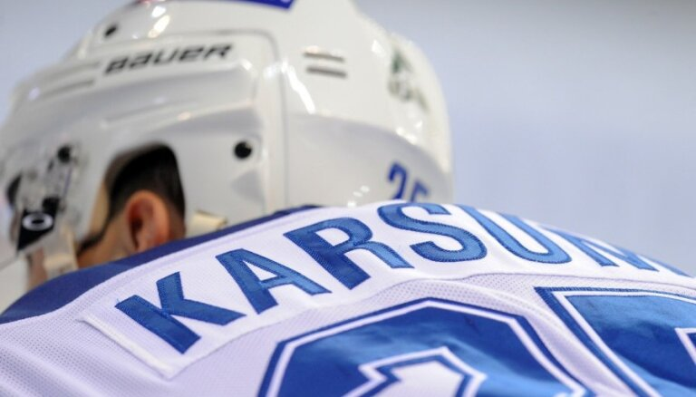 Karsums palīdz Maskavas 'Dinamo' izcīnīt piekto uzvaru pēc kārtas
