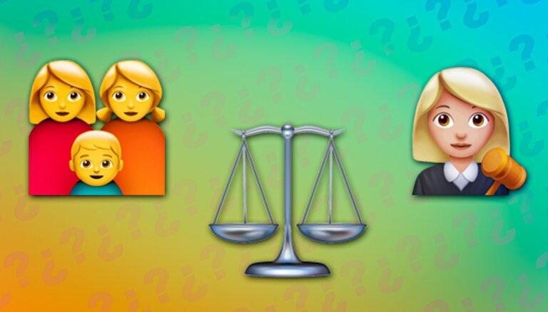 Bērns divu sieviešu ģimenē – 'tēva atvaļinājuma' lietai sola publisku procesu