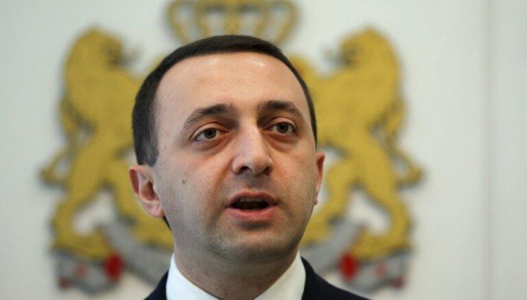 Gruzijas premjers draud Saakašvili ar cietumu