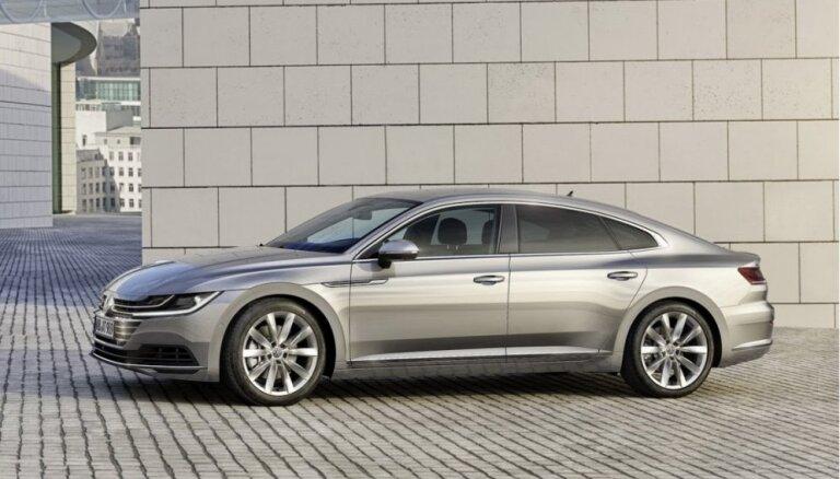 VW nosaucis greznā 'Arteon' modeļa cenu