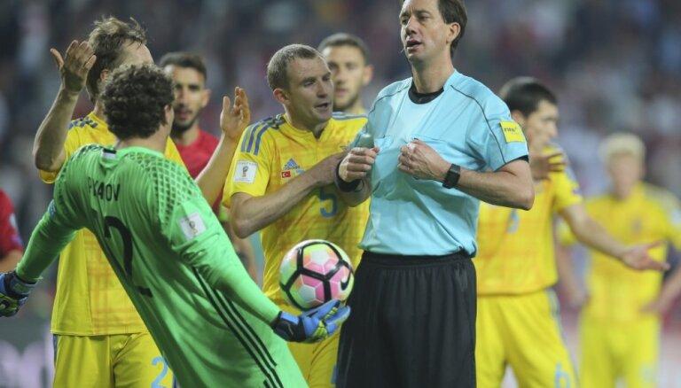 ВИДЕО: Украина упускает победу в Турции, Исландия забивает два мяча в концовке