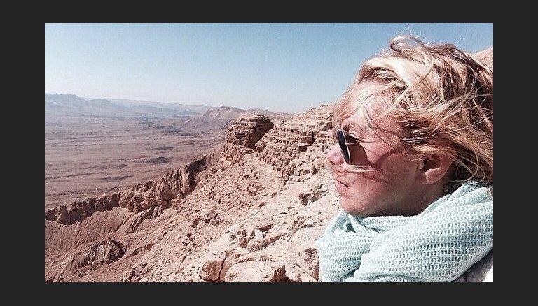 Foto: Kā Linda Leen svētkos apceļoja Izraēlu