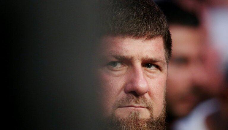 Čečenijā notiek tīrīšana Kadirova pietuvināto lokā, ziņo 'Novaja Gazeta'