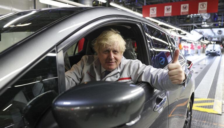 'Nissan' nostiprinās savas pozīcijas Eiropā, būvējot akumulatoru rūpnīcu un ražojot jaunus elektroauto