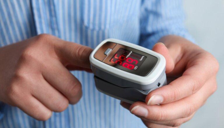 PTAC: 'simshop-lv.com' pārdod normatīvajiem aktiem neatbilstošus pulsa oksimetrus