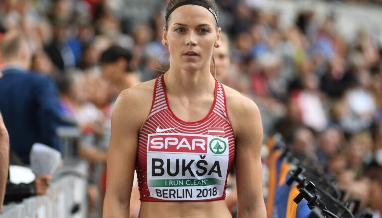 Šķēpmetēja Donāne kvalificējas Eiropas U-23 čempionāta finālam; Bukšai zelts 200 metru finālā