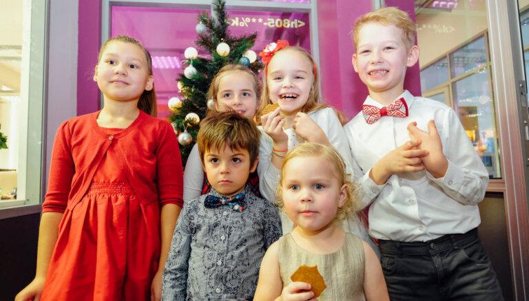 Esiet uzmanīgi! Aizkustinoši bērniņu sveicieni un brīdinājumi Ziemassvētkos