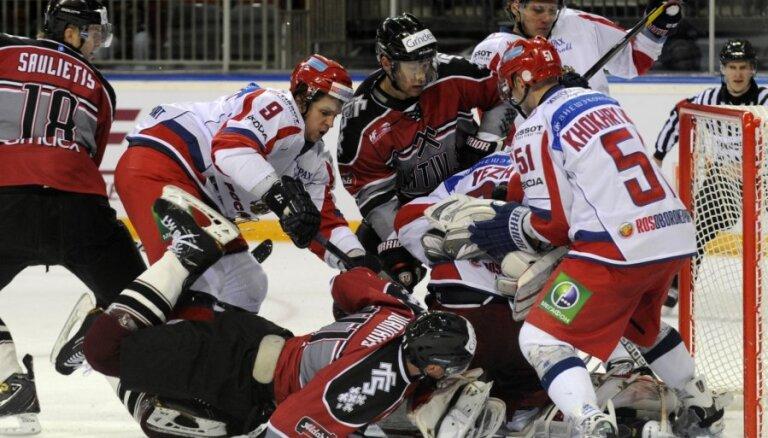 Сборная России-2 еще раз обыграла Латвию