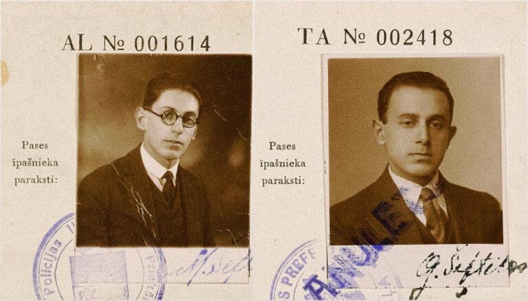 Brāļi Šamiri – mākslinieki no Liepājas, kuri radīja Izraēlas valsts vizuālo identitāti
