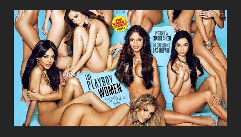 Kaila Lingita pozē Filipīnu 'Playboy' vākam