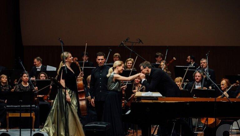 Bēthovena higiēna. LNSO un 'Trio Palladio' koncerta recenzija
