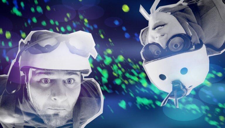 Pirmizrādi piedzīvos sci-fi tiešsaistes izrāde bērniem 'Misija Zeme'