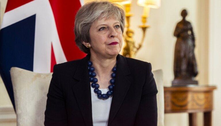 Meja sola īstenot 'Brexit' laikā