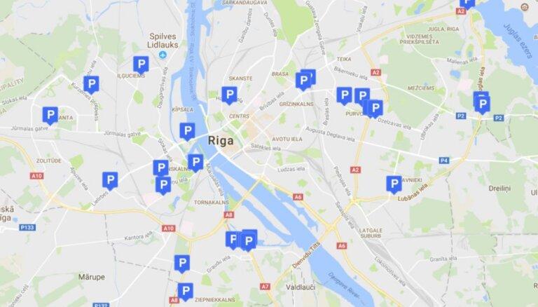 Уже оштрафованная на 50 тыс. евро автостояночная фирма Cityparks Latvija получила повторный штраф