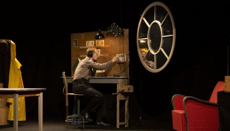 Ģertrūdes ielas teātrī būs tiešsaistes iestudējuma 'Krēsls' pirmizrāde