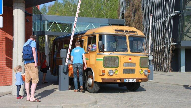 Pieci pārsteigumi, ko šodien savā dzimšanas dienā piedāvā Rīgas Motormuzejs