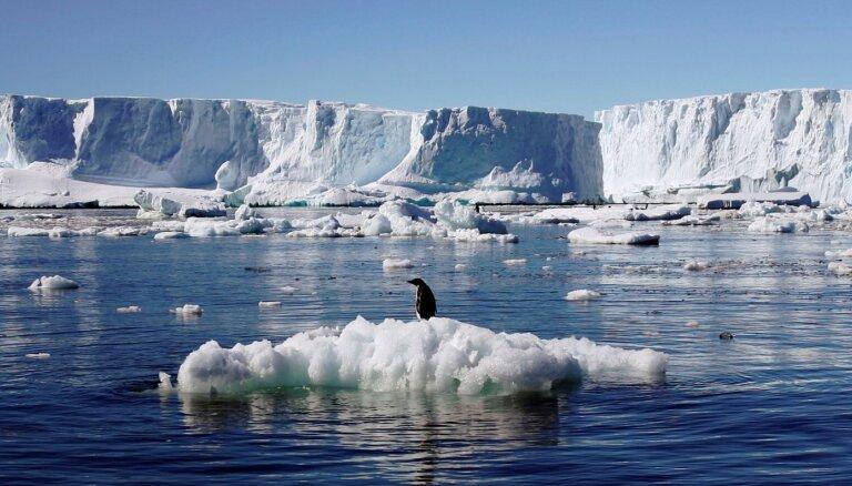 Mēs joprojām dzīvojam ledus laikmetā. Saruna ar pētnieku Kristapu Lamsteru