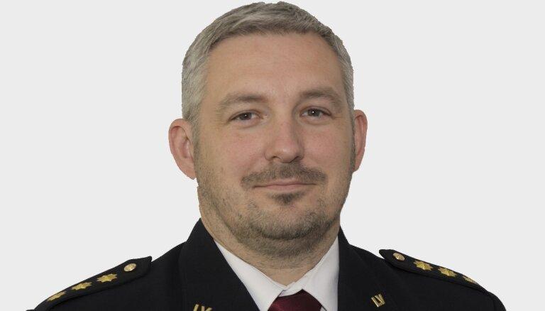 Piešķir ģenerāļa pakāpi Valsts policijas priekšnieka vietniekam Velšam