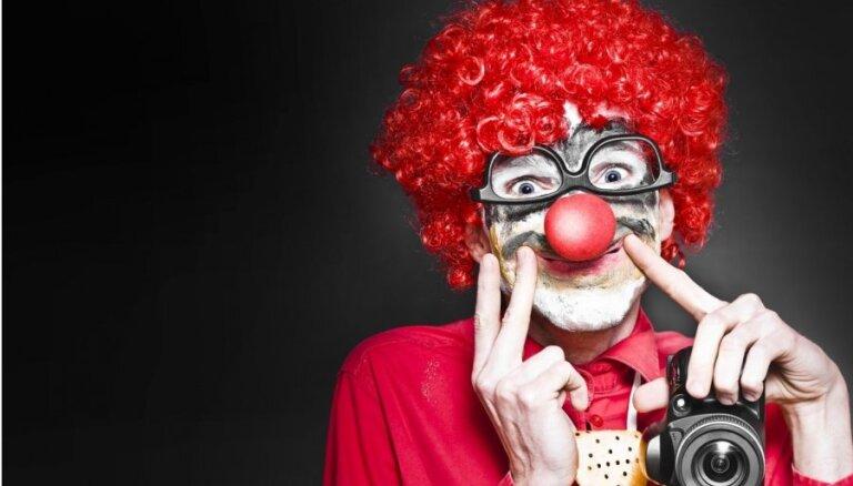 Вильнюс: мужчина пришел в Depo в маске клоуна и получил штраф 500 евро