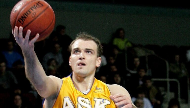 BK 'Jēkabpils' oficiāli apstiprina Buškevicu galvenā trenera amatā