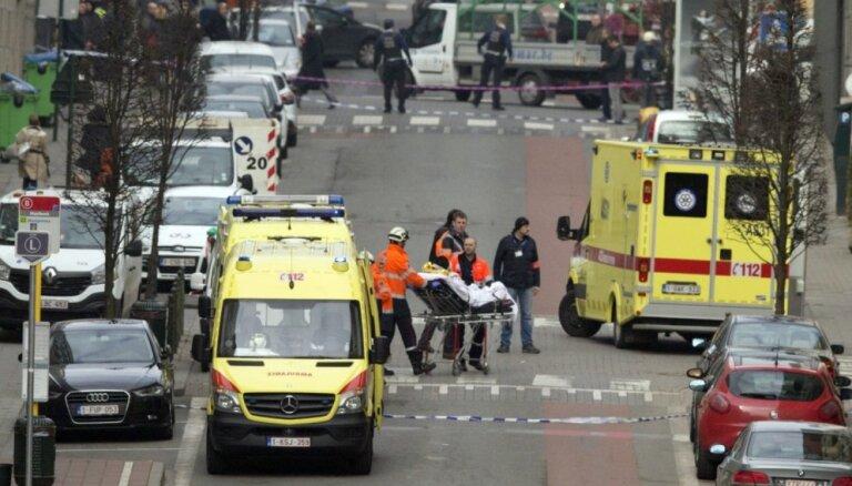 МИД: латвийцев среди госпитализированных после теракта в Брюсселе нет