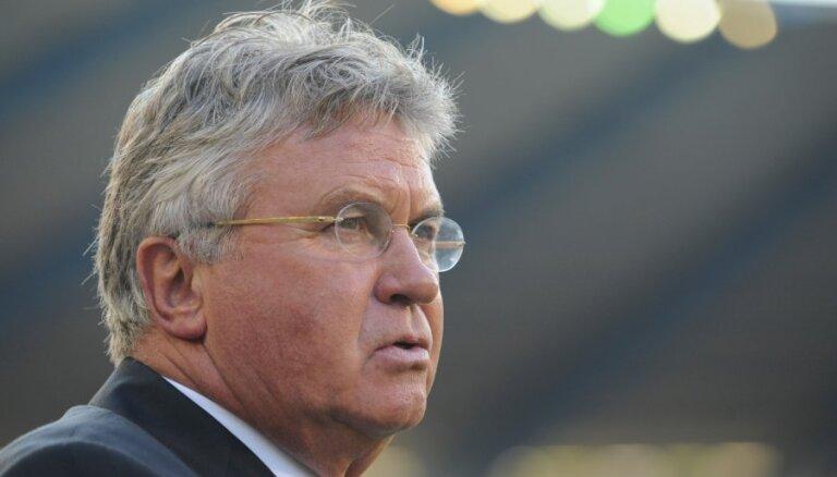 Хиддинк отклонил предложение из России и мечтает о сборной Англии