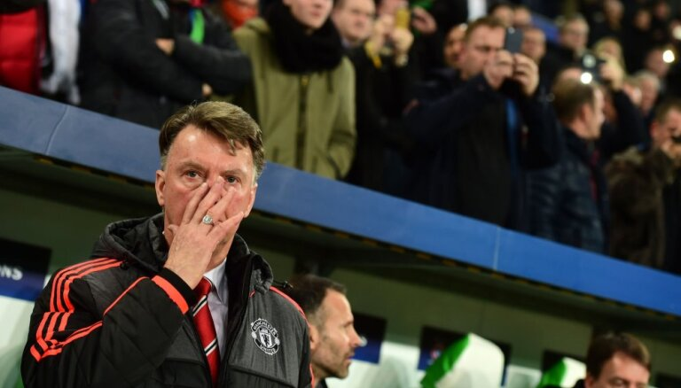 Van Gāls varētu pārņemt 'AC Milan' grožus
