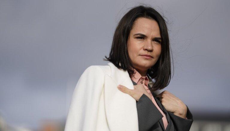 Тихановская ушла на карантин после встречи с главой МИД Словении