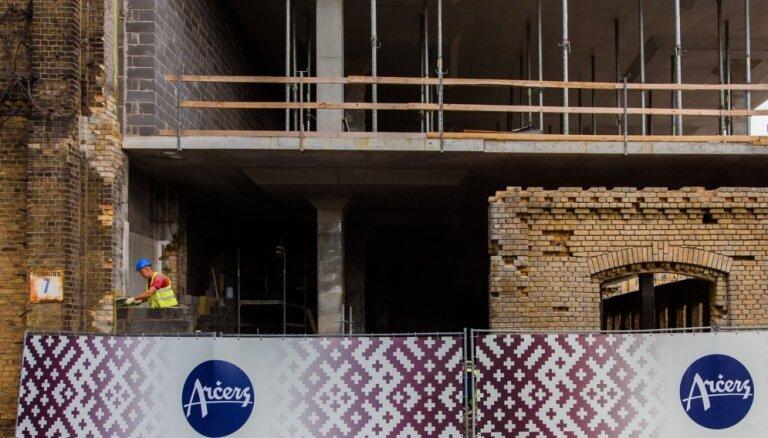Būvniecības uzņēmums 'Arčers' 2017. gadā ievērojami palielinājis apgrozījumu un peļņu