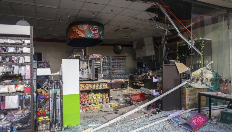 Землетрясение на Филиппинах: город Кидапаван остался без света, в стране — паника, есть жертвы
