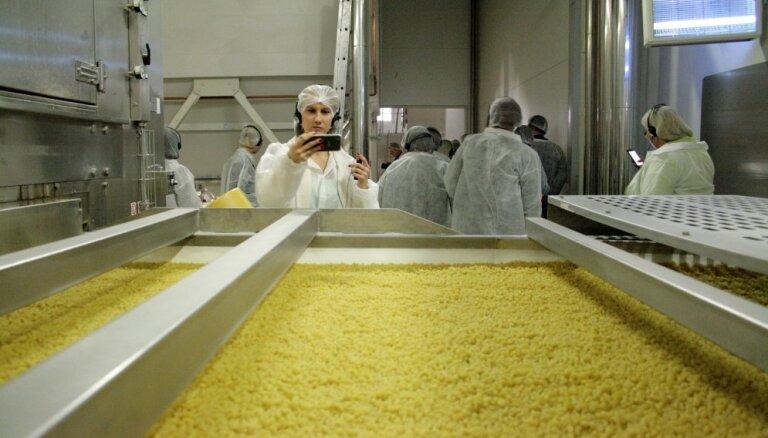 'Dobeles dzirnavnieks' šogad plāno investēt graudu pieņemšanas un noliktavu sistēmu pilnveidē