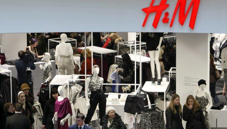 Spēkstacijā Zviedrijā 'H&M' apģērbu izmanto kā kurināmo