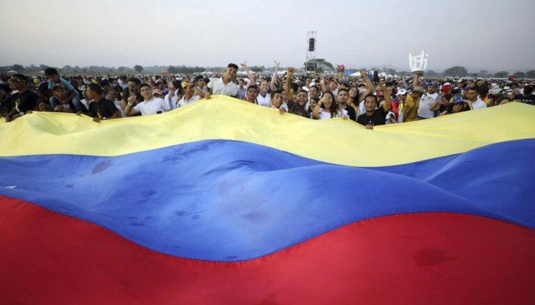 Kirasao neatļaus humānās palīdzības piegādi bez Venecuēlas varasiestāžu piekrišanas