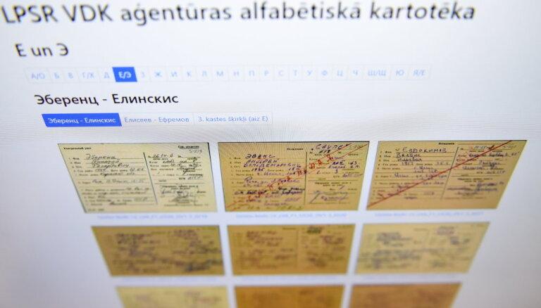 Divas personas vērsušās prokuratūrā, lai pierādītu savu nesadarbošanos ar VDK