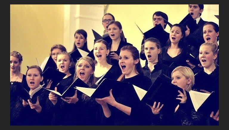 Diriģējot labākos Latvijas korus, prasmēs sacentīsies 21 jaunais kordiriģents