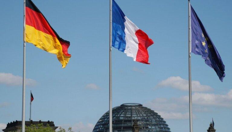 Vācija un Francija ierosinās izmaiņas ES konkurences noteikumos