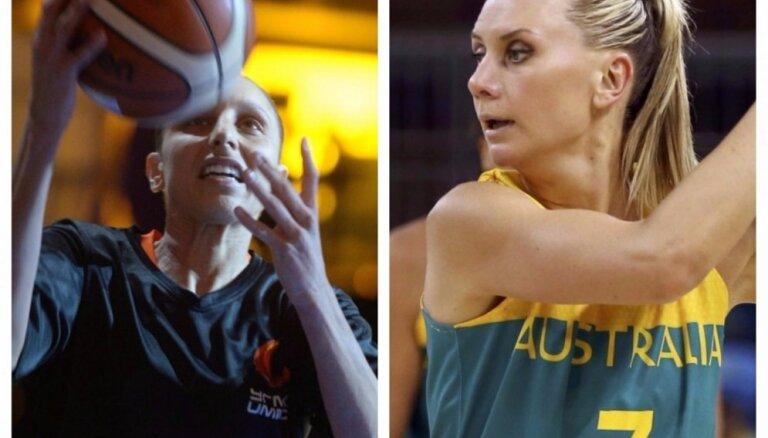 Sieviešu basketbola zvaigzne Taurasi apprecējusi savu kādreizējo komandas biedreni Peniju Teilori
