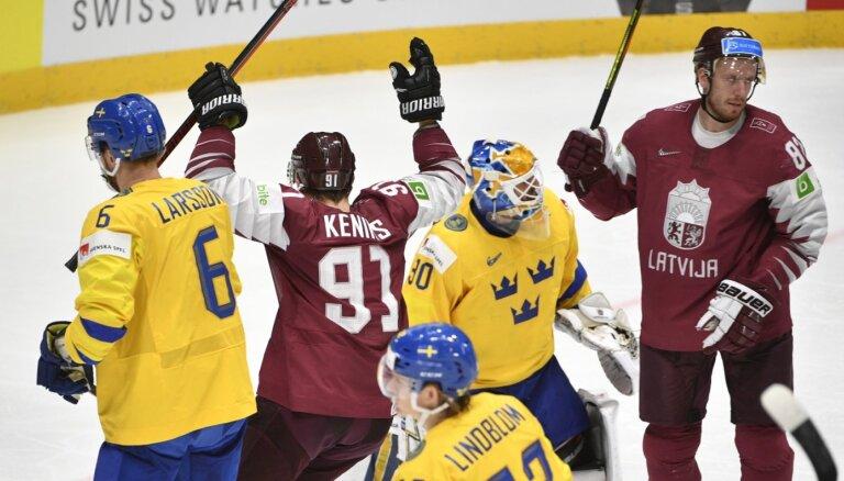 Uzvar stipros, zaudē vājajiem – Latvijas hokeja mīts?